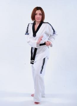 Studio shots for Orleans Taekwondo