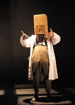 Evolution Theatre\'s production of [boxhead]