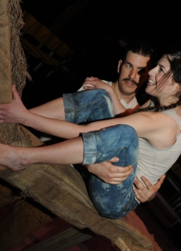 Evolution Theatre\'s production of HROSES
