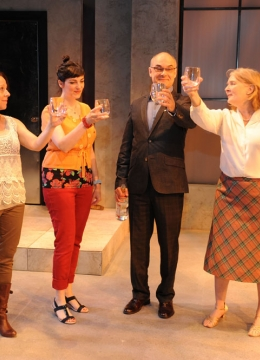The Great Canadian Theatre Company\'s production of Like Wolves
