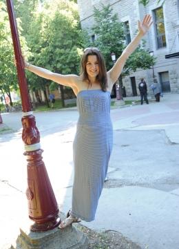 Promo shoot for the 2013 Ottawa Fringe Festival: Dolores