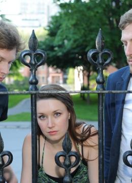 Promo shoot for the 2013 Ottawa Fringe Festival: The Frenzy of Queen Maeve