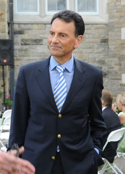 At the 2012 Opera Lyra Garden Party